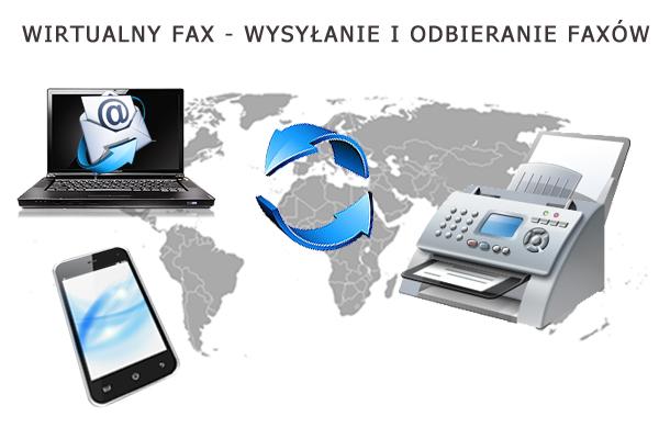 wirtualny faks